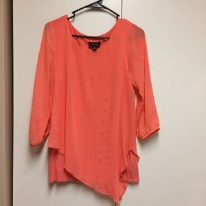 Alyx Women's Orange Top Size Medium